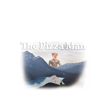 Pizza Man Movie Poster by jlkauffman