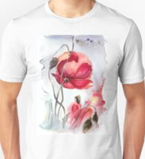 """""""When the Mists Fall Down"""" from the series """"Blossoming Planet"""" T-Shirt"""