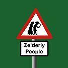 Zelderly People by Cranemann