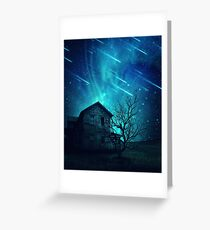 no one home Greeting Card