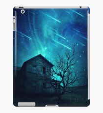 no one home iPad Case/Skin