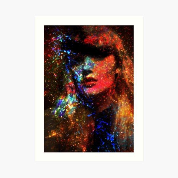 On Through The Night Art Print
