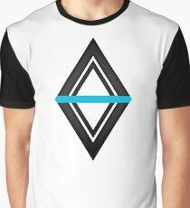 Set It Off Upside Down Logo Graphic T-Shirt