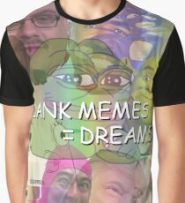 Collection of the Dankest Memes #2 Graphic T-Shirt