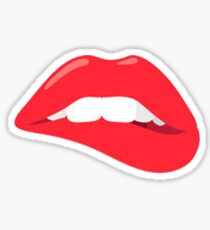 lips Sticker