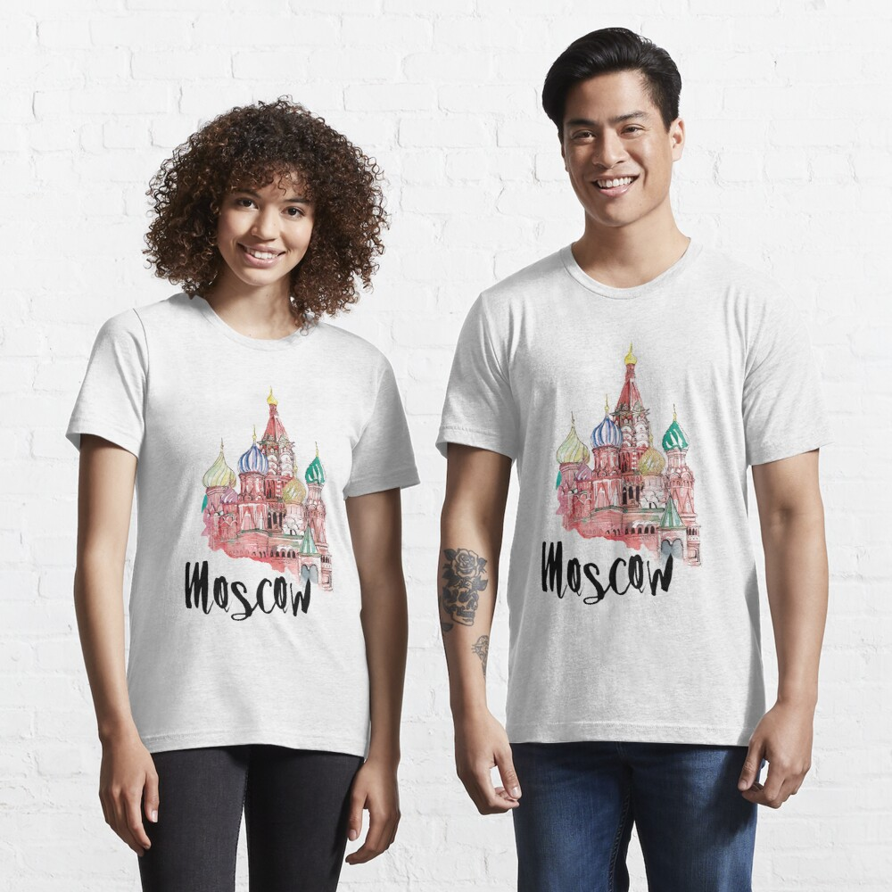 Moscow Essential T-Shirt