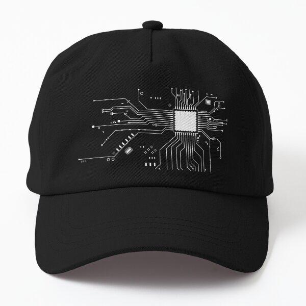 CPU Processor Circuit Diagram  Dad Hat
