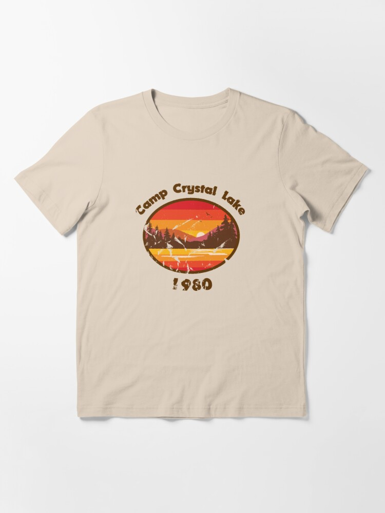 Alternate view of Camp Crystal Lake - Friday 13th Essential T-Shirt