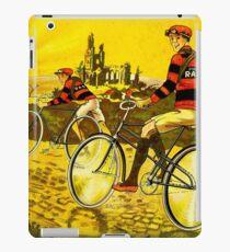 RAD CYCLES; Vintage Bicycle Advertising Print iPad Case/Skin