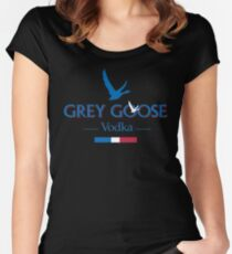 Grey Goose Women's Fitted Scoop T-Shirt