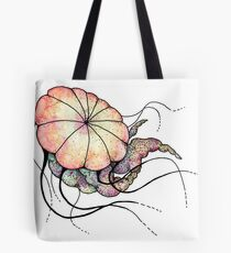 Rainbow Jellyfish Tote Bag
