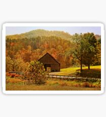 Rural Appalachia  Sticker