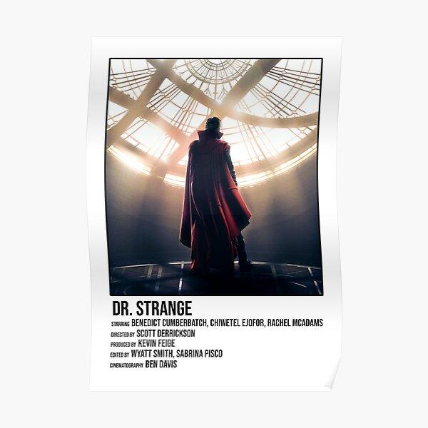 Dr. Strange Movie Poster  Poster