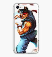 Satsui no Hado - Evil Ryu iPhone Case/Skin