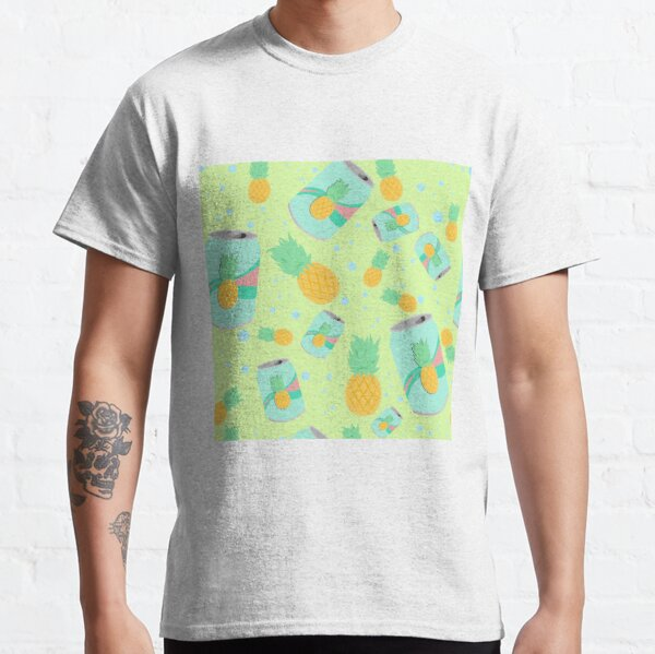 Pineapple Soda - pattern Classic T-Shirt