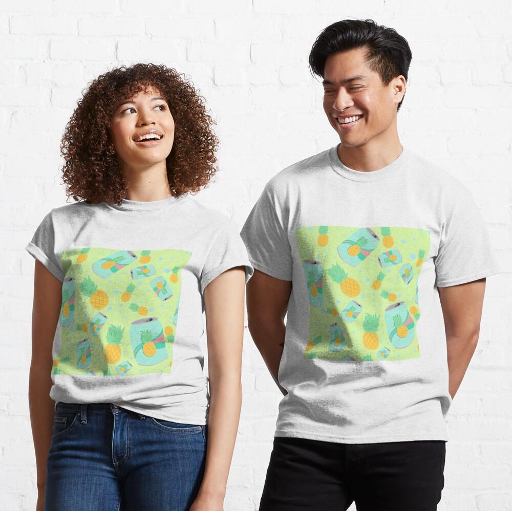 Pineapple Soda - pattern Classic T-Shirt