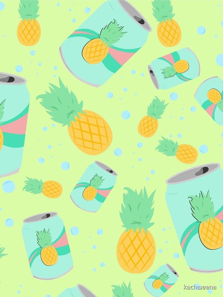 Pineapple Soda - pattern by kachweena