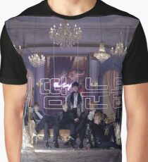 BTS Blood Sweat & Tears Graphic T-Shirt