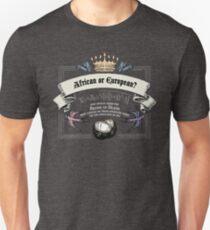 Unladen Swallow Unisex T-Shirt