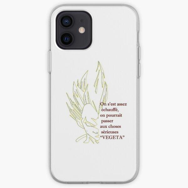 vegeta iPhone Soft Case