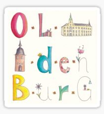 Oldenburg Sticker