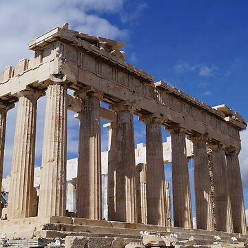 Acropolis, Athens by iHux