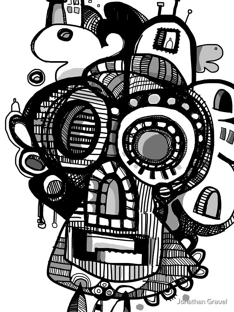 Sugar Skull - Teeth Grinder by cupofblue