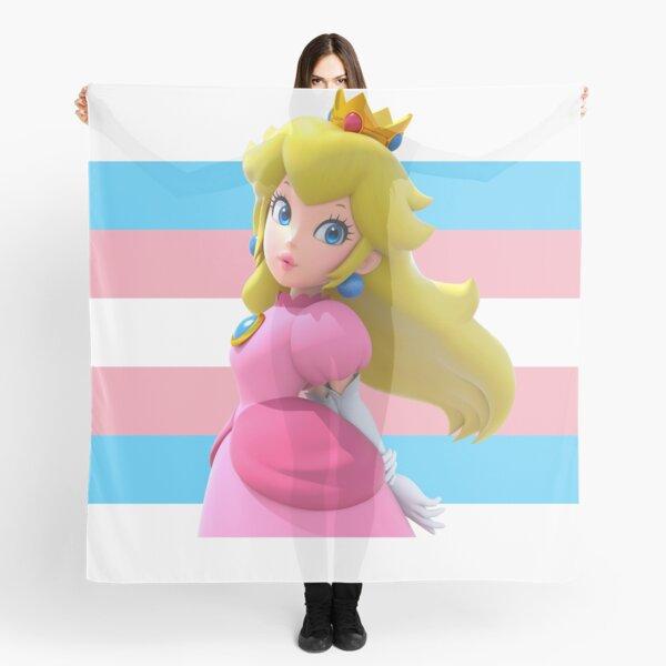 Peach is Trans Scarf