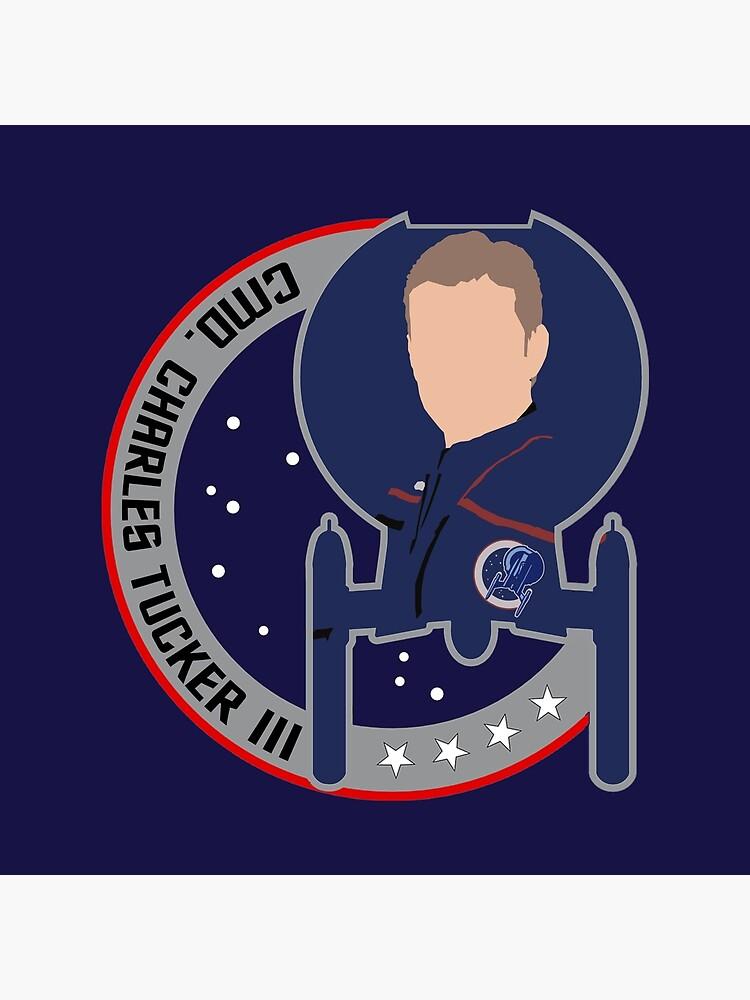 Commander Charles Tucker the 3rd - Star Trek, Enterprise by Sutilmente