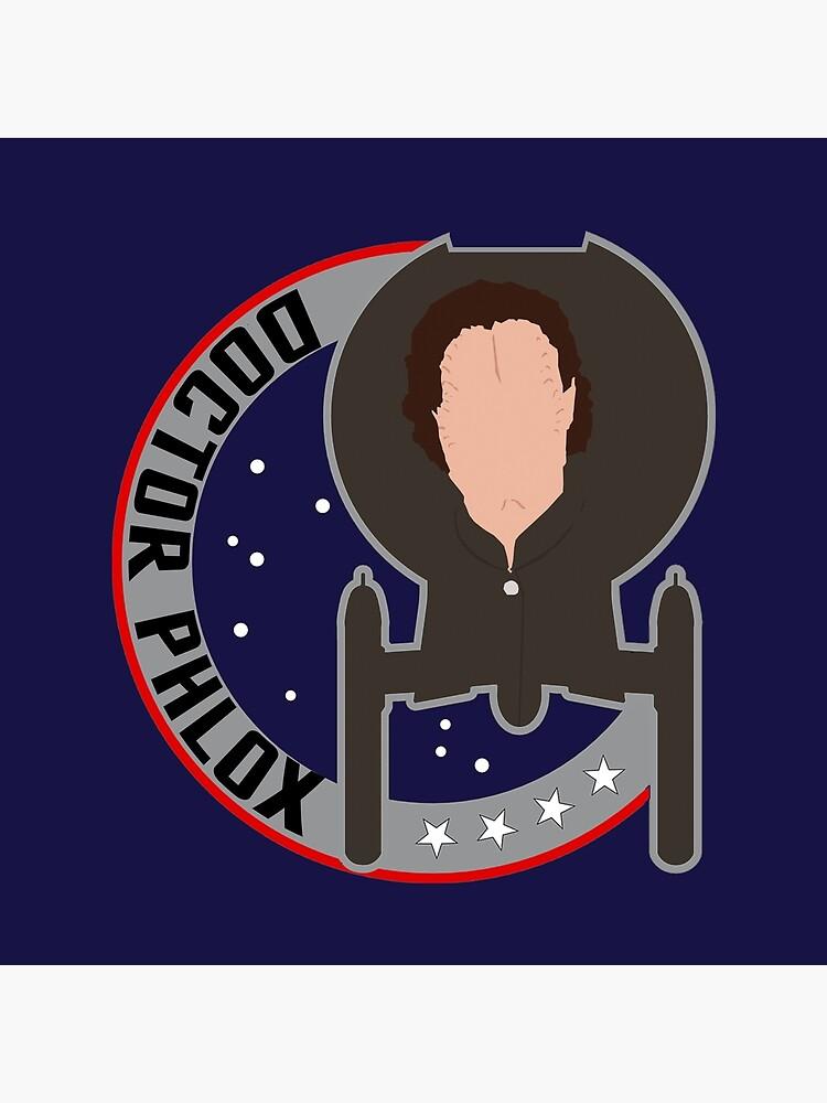 Dr. Phlox - Star Trek Enterprise by Sutilmente
