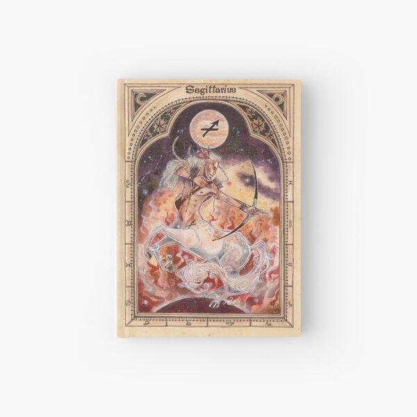 Sagittarius Zodiac Hardcover Journal