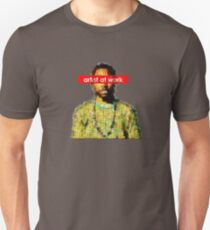 Frank - artist at work Unisex T-Shirt