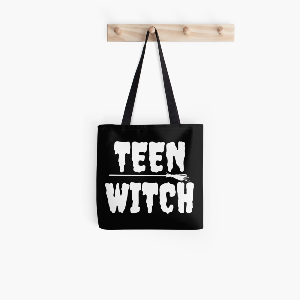 Teen Witch (white) Tote Bag