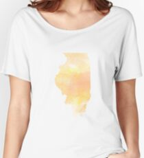 Illinois Women's Relaxed Fit T-Shirt