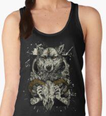 Camiseta de tirantes para mujer Brujería