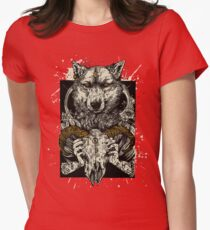 Witchcraft  Womens Fitted T-Shirt