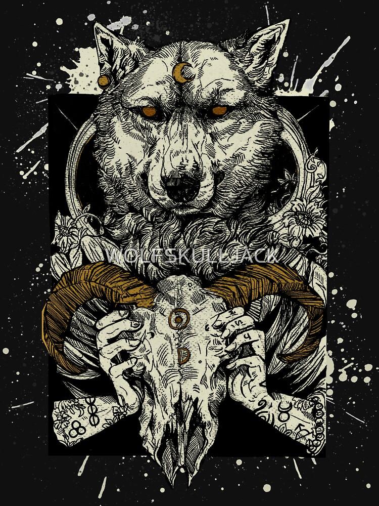 Witchcraft  by WOLFSKULLJACK