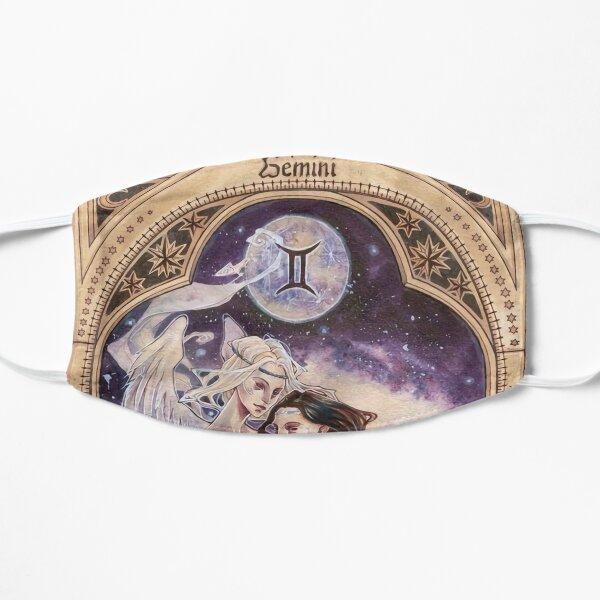 Gemini Zodiac Flat Mask
