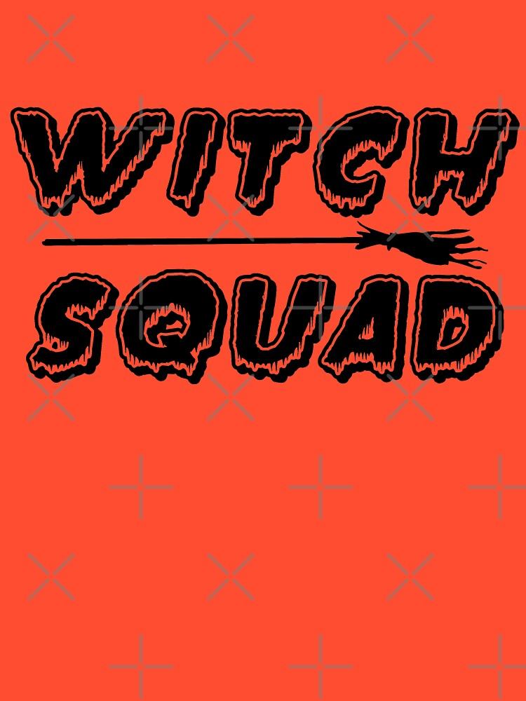 Witch Squad (black) by siyi