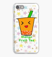 Mango Fruit Tea iPhone Case/Skin