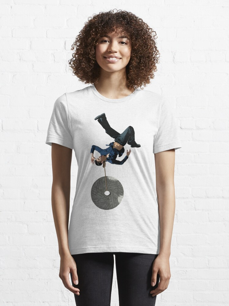 Alternate view of Drop The Millstone Essential T-Shirt