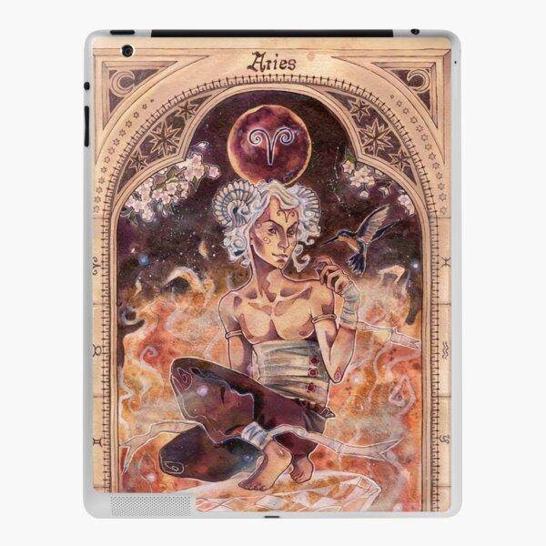 Aries Zodiac iPad Skin