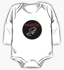 Mouse Rat One Piece - Long Sleeve