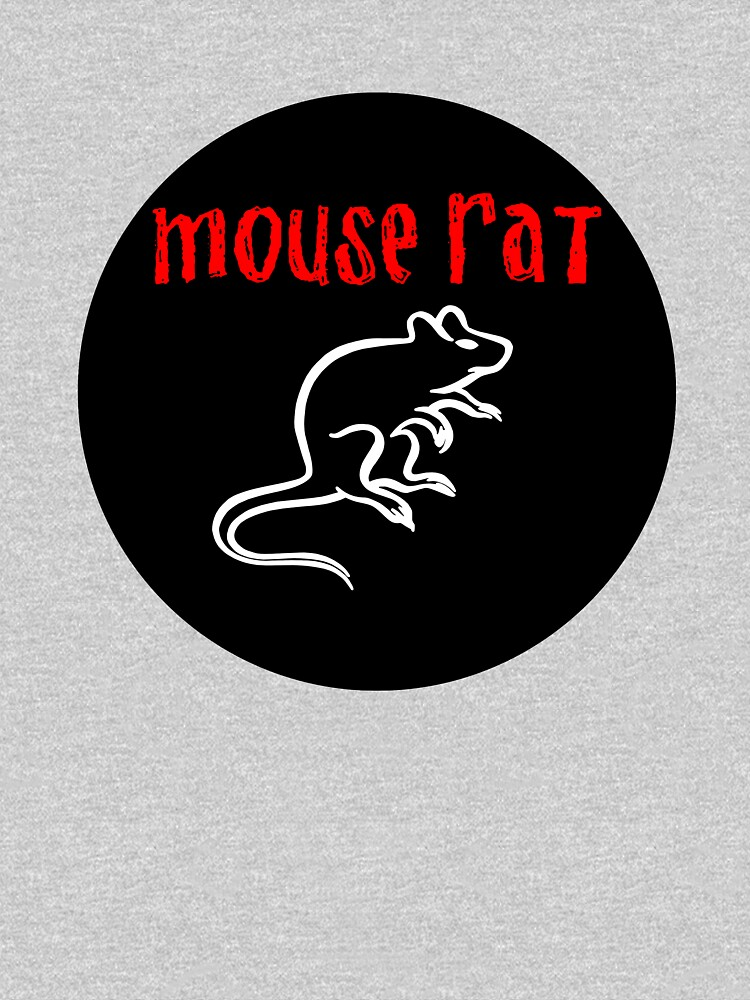 Mouse Rat by joeredbubble