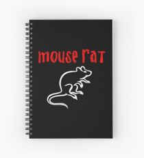 Mouse Rat Spiral Notebook