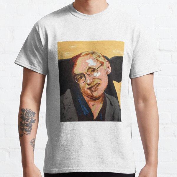 Stephen Hawking Scientist Classic T-Shirt