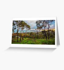 Mornington Peninsula Victoria Australia Greeting Card