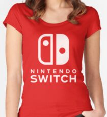 Switch Women's Fitted Scoop T-Shirt