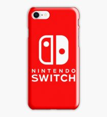 Switch iPhone Case/Skin