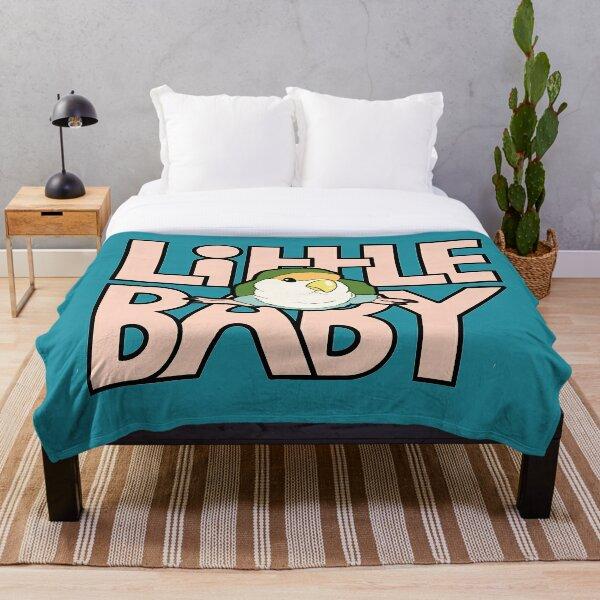 'Little Baby' Design One Throw Blanket